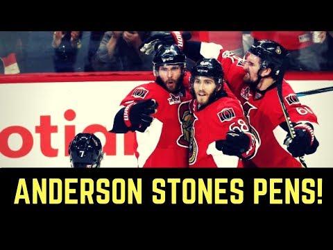 Ottawa Senators VS Pittsburgh Penguins Recap Game 6 l OTT 2-1 l Eastern Conference Final
