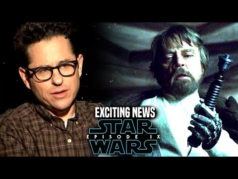 Star Wars Episode 9 JJ Abrams Plot Twist Coming! Will Change Everything (Star Wars News)