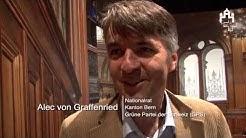 Nadja Pieren, Nationalrätin BE und Alec von Graffenried, Nationalrat BE
