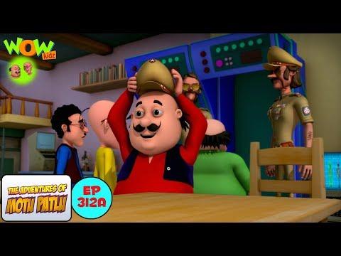 Robot Chingum - Motu Patlu in Hindi - 3D Animation Cartoon - As on Nickelodeon thumbnail