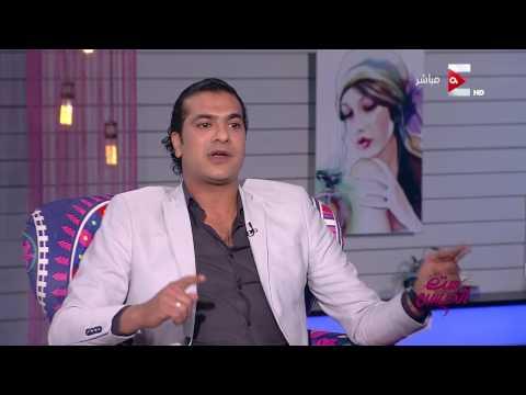 فرحة الفنان -مصطفى أبو سريع- بعمره الذي فاجيء به ست الحسن  - 15:20-2017 / 4 / 24