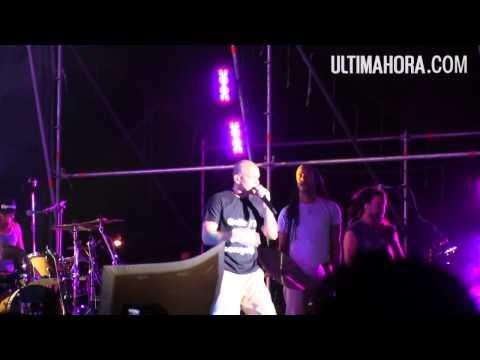 Calle 13 - Fiesta de locos (en vivo) @Paraguay 2014 - Gira MultiViral - Ultimahora.com