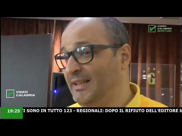 InfoStudio il telegiornale della Calabria notizie e approfondimenti - 18 Novembre 2019 ore 19.15
