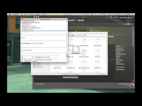 TF2 Chris Config Installation Mac Guide