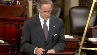 GLOBAL WARMING SENATE DEBATE: Sen. Tom Carper (D-DE)