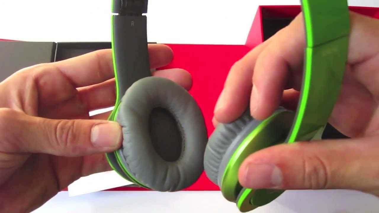 Green Solo Hd Beats By Dr Dre Youtube
