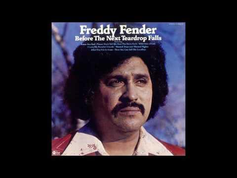 FREDDY FENDER - Before The Next Teardrop Falls (1974) [STUDIO ALBUM]
