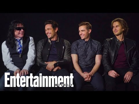The Disaster Artist: James Franco Talks About His Obsession With Tommy Wiseau | Entertainment Weekly