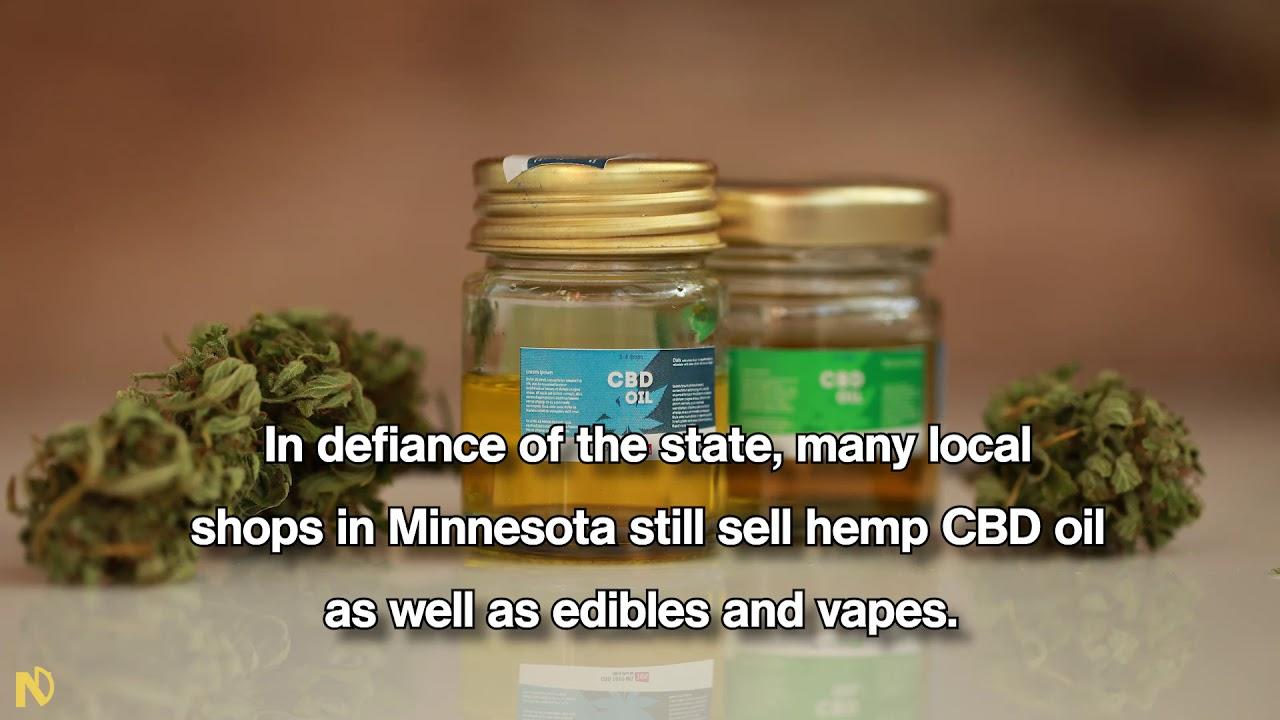 CBD in Minnesota – 2019 Complete Guide - Minnesota