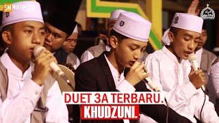 Video Kolaborasi pecah 3A ( Azmi, Ahkam, Aban ) TERBARU - KHUDZUNI. HD download MP3, 3GP, MP4, WEBM, AVI, FLV September 2018
