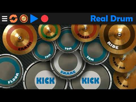 Sweet Child O' Mine Best Android Cover Real Drum