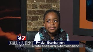 Download Video Star Student, Ryleigh Buckhannon  10/19/2018 MP3 3GP MP4