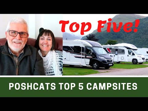 TOP 5 CAMPSITES | We Would Return To After Lockdown | Vanners Collaboration June 2020 | Ep240