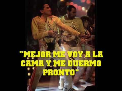 Queen - All God's People (Subtitulos en Español)