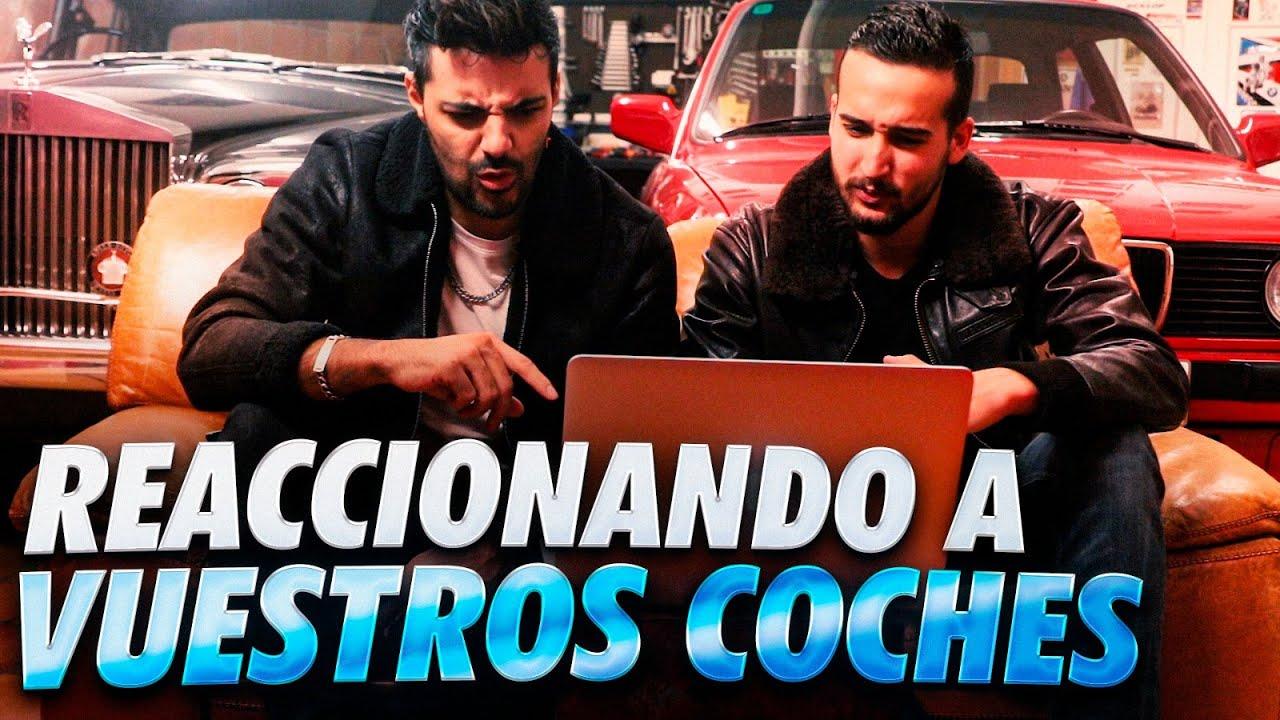 REACCIONANDO A VUESTROS COCHES! - Vlogs de coches
