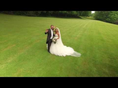 Beautiful Drone Wedding Video