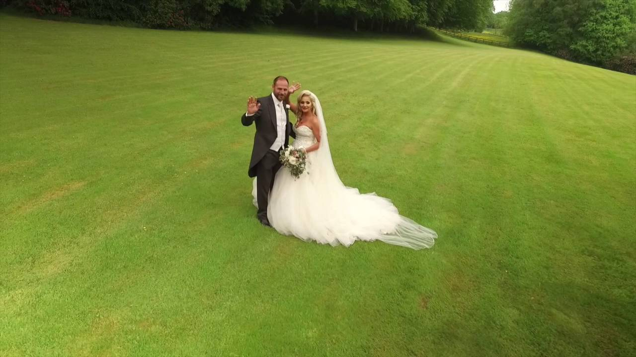 Beautiful drone wedding video youtube for Best drone for wedding video