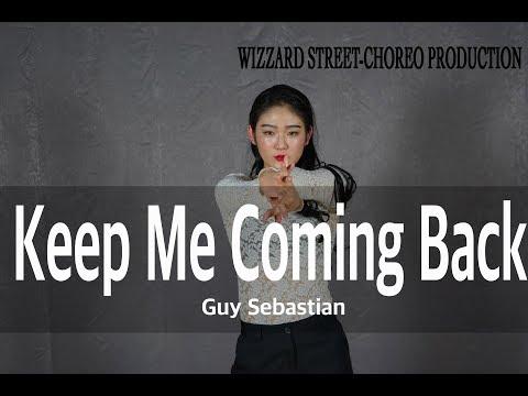 Guy Sebastian - Keep Me Coming Back / Marid Choreography / Waacking dance cover