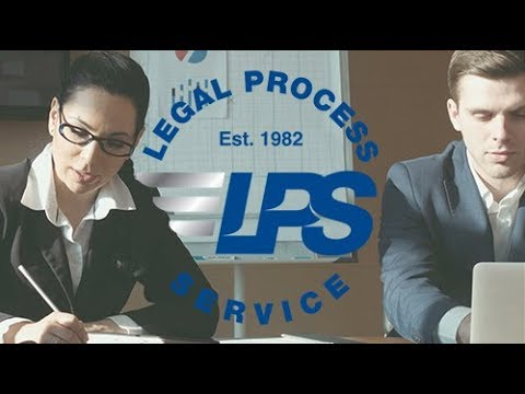 Service of Process - Legal Process Service