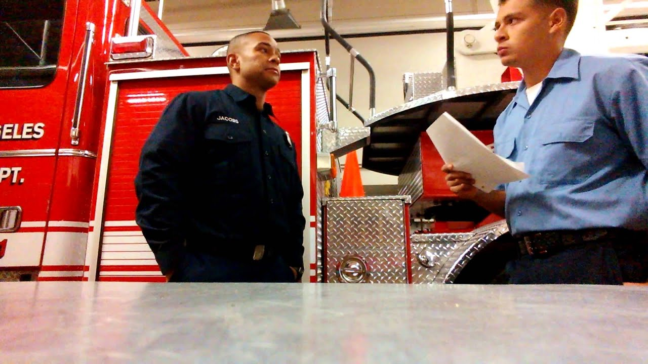 interview lafd emt firefighter interview lafd emt firefighter