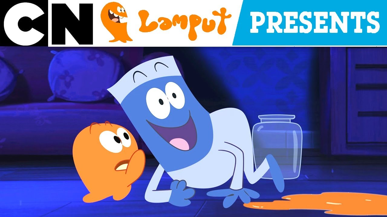 Lamput Presents | One 🍊Giant 🎃 Gooey 💩 Mess! 😳🦁| The Cartoon Network Show ep. 40