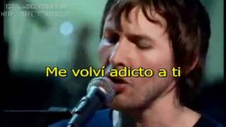James Blunt - Goodbye My Lover Subtitulado español