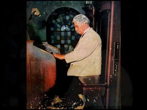Mendelssohn / Albert Schweitzer, 1952: Sonata No. 6 in D Minor, Op. 65 - Original Columbia LP