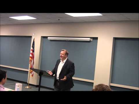 "Toastmasters Humorous Speech - ""Adventures In Training My Wife"""