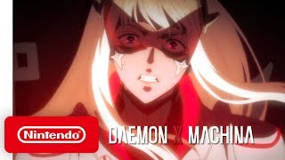 Download DAEMON X MACHINA - Mission Zero - Nintendo Switch Mp3 and Videos
