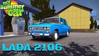 CAR - VAZ LADA 2106 - My Summer Car #118 (Mod)