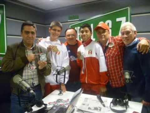 ENTREVISTA TAEKWONDO   LA REVANCHA RADIO CAPITAL