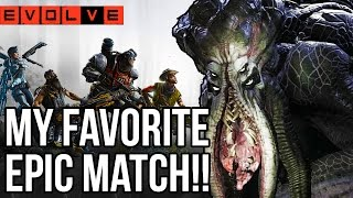 EVOLVE TOURNAMENT PLAY! FAVORITE MATCH! Evolve Gameplay Walkthrough - $15K Chappie Challenge!(1080p)