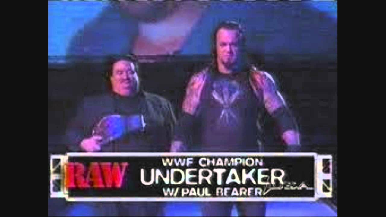 The Undertaker - Lord of Darkness (Remix) - YouTube