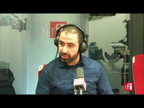Live on Live - 3 years after Charlie Hebdo attacks - Saint Denis councillor Madjid Messaoudene