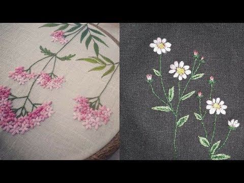 Hand embroidery designs and ideas| Brazilian Embroidery (4)