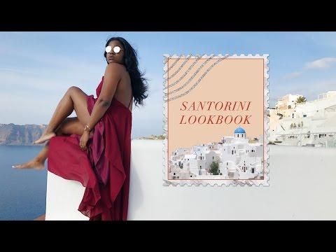 →Travel Lookbook | Santorini, Greece ←