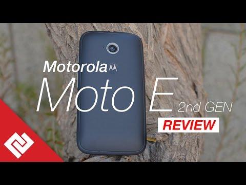 Motorola Moto E 2nd Generation 4G/LTE Dual SIM Smartphone Review