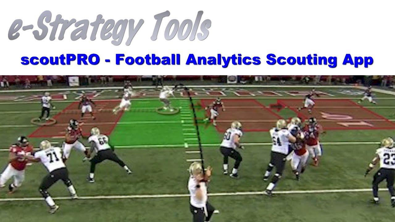 scoutPRO - Football Analytics Scouting App