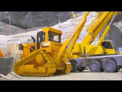 Heavy Rc Granite Block Transport 65t Granite Stone Rc