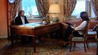 'Интервью': Фредерик Бегбедер о женщинах и искусстве