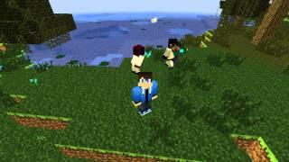 #Baslangıc Minecraft #Fail 1 /w 4 Kafadar