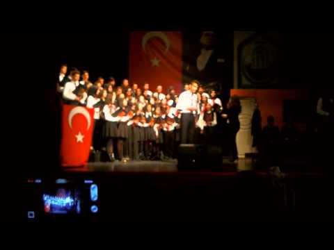 Zulmü Alkışlayamam 'Mehmet Akif Ersoy'u Anma Programı'/ Bursa Barış Manço Kültür Merkezi