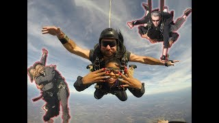 connectYoutube - THE CRAZIEST THING WE HAVE EVER DONE!! (JUMPING OUT OF A PLANE)