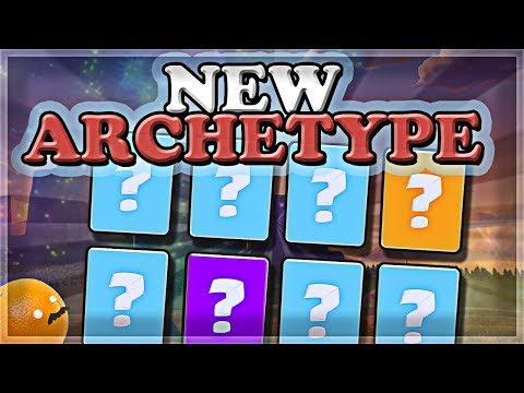 NEW Dual Lane Archetype  Clash Royale 🍊
