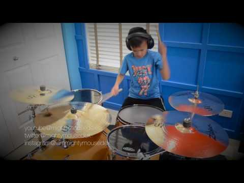 The Script ft william - Hall Of Fame Drum Cover