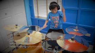 Baixar The Script ft. will.i.am - Hall Of Fame (Drum Cover)