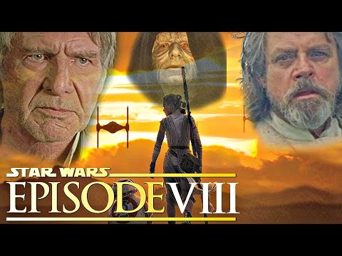 REY'S PARENTS CONFIRMED FOR EPISODE VIII - ALL POSSIBLE THEORIES! - Star Wars:Episode 8 (VIII)