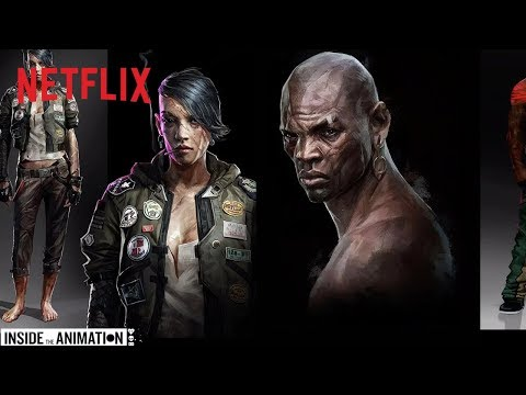 LOVE DEATH + ROBOTS | Inside the Animation: Sonnie's Edge | Netflix