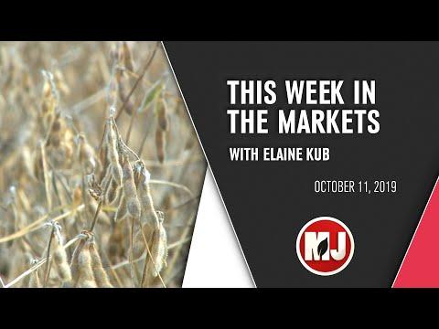 Markets with Elaine Kub | October 11, 2019
