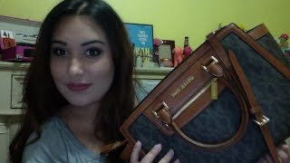 What's in my Michael Kors Selma Thumbnail